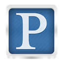 Pandora SteelBlue icon