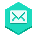 Email DarkTurquoise icon