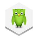 Duolingo WhiteSmoke icon