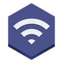 Wifi DarkSlateBlue icon