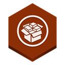 Cydia SaddleBrown icon