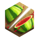 Fruit, Ninja Black icon