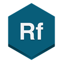 edge, reflow Teal icon