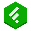 Feedly Green icon