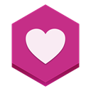 site, dating MediumVioletRed icon
