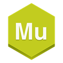 Muse YellowGreen icon