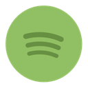 Spotify DarkSeaGreen icon