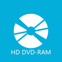 Hd, Dvd, ram DarkTurquoise icon