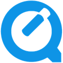 quicktime DodgerBlue icon
