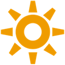 brightness Orange icon
