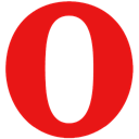 Alt, Opera Red icon