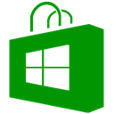 store, window Green icon