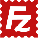 Filezilla Firebrick icon