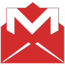 Alt, gmail Crimson icon
