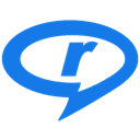 Realplayer DodgerBlue icon