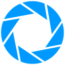 Aperture DodgerBlue icon