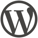 Alt, Wordpress DarkSlateGray icon