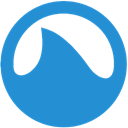 Grooveshark DodgerBlue icon