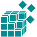 Regedit DarkCyan icon