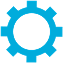 Configure DarkTurquoise icon