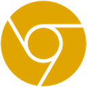 Canary, google Orange icon