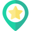 pin, map pointer, interface, Maps And Flags, Beach, signs, Map Location, Map Point, placeholder LightSeaGreen icon
