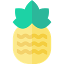natural, organic, fruits, Healthy Food, pineapple, food, Foods, pineapples, Fruit Khaki icon