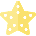 Animals, Aquatic, Animal, Sea Life, Starfish, Aquarium Khaki icon