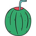 Alcohol, party, cocktail, Food And Restaurant, Alcoholic Drinks, food, drinking, straw, leisure MediumSeaGreen icon