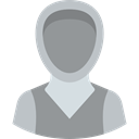 athletic, Sporty, Sports And Competition, Avatar, people, Fencer LightSlateGray icon