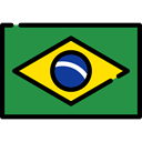 brazil, Nation, flags, Country, flag Icon