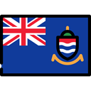 Dependency, flags, flag, Cayman Islands MidnightBlue icon