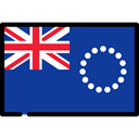 Commonwealth, New Zealand, flags, flag, Cook Islands MidnightBlue icon