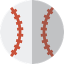 sports, Team Sports, baseball, Sports Ball, Sports And Competition Icon