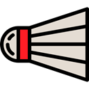 sports, Badminton, Sports And Competition, Shuttlecock, birdie, sport Icon