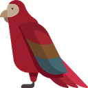 Wild Life, Animal, Animals, Animal Kingdom, zoo, parrot Brown icon