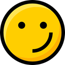 interface, Smileys, Ideogram, friendly, emoticons, faces, feelings, Emoji Gold icon