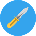 Cut, Knife, Tools And Utensils, miscellaneous DodgerBlue icon