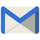 Email Beige icon