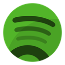 Spotify OliveDrab icon