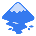 Inkscape RoyalBlue icon