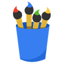 paint RoyalBlue icon