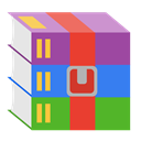 Winrar LimeGreen icon