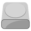 Hdd LightGray icon