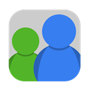 Msn RoyalBlue icon