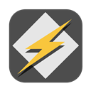 Winamp DarkSlateGray icon