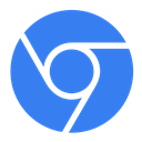 chromium RoyalBlue icon