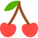 organic, vegetarian, food, Food And Restaurant, Fruit, cherries, diet, Healthy Food, vegan, Cherry Tomato icon
