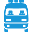 Blue, Ambulance DodgerBlue icon