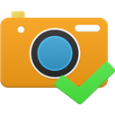 Camera, Accept Goldenrod icon
